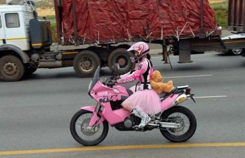 バイク 女子 服装バイク女子ファッション_服装_海外通販