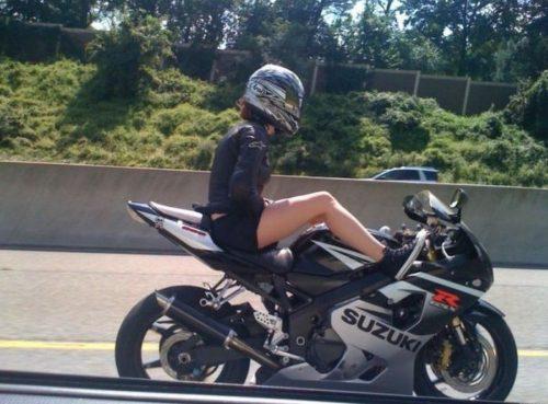 バイク女子おすすめファッション (2)